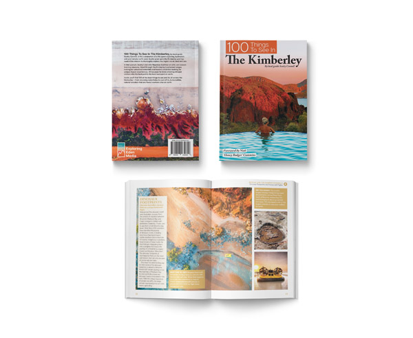 kimberley travel guide book