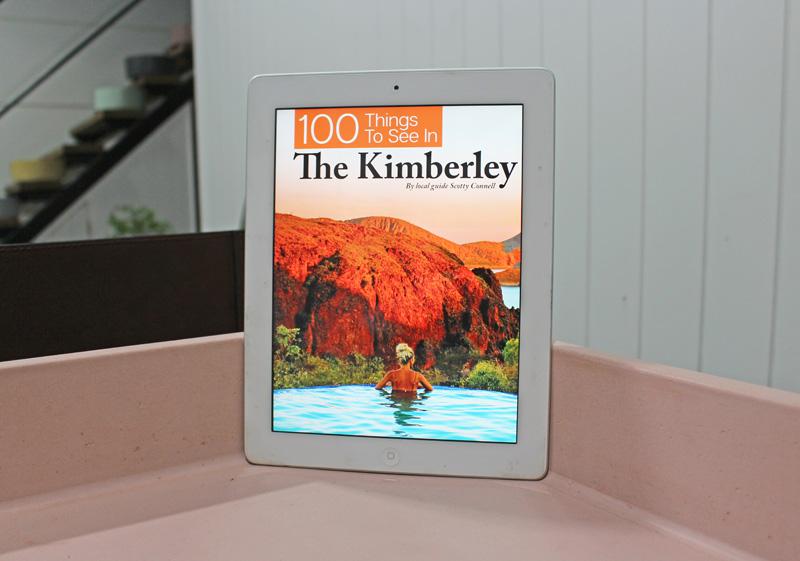 kimberley australia travel guide ebook