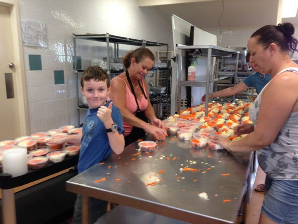 broome charity feed the little children