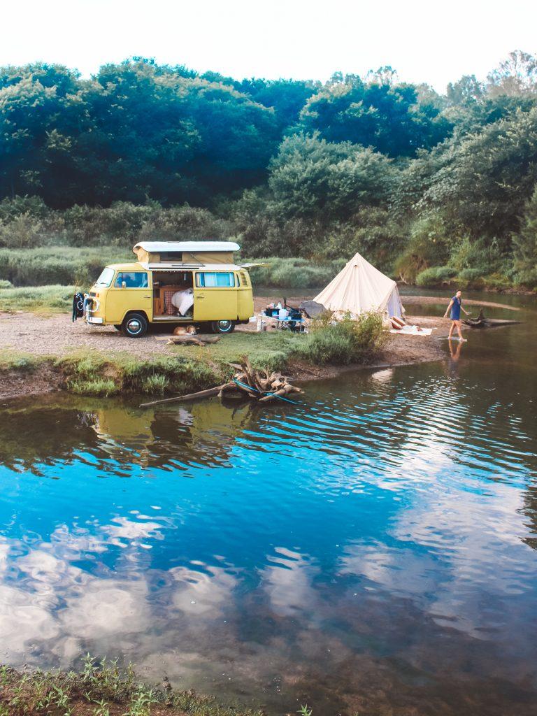 sunshine coast free camping