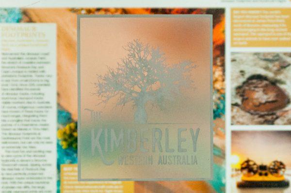 kimberley bumper sticker
