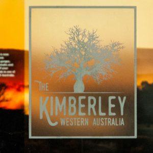 kimberley australia stickers