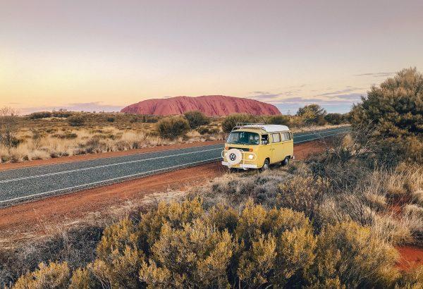 Camping Guide: Free camping near Uluru Ayers Rock
