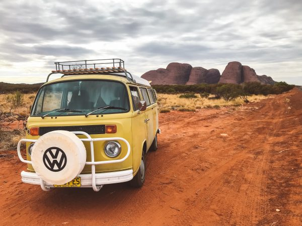 The Slow Lane: Adelaide to Alice Springs