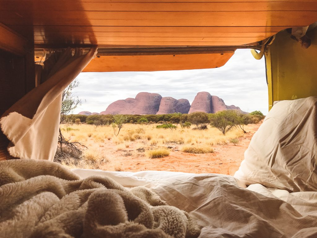 free camping kata tjuta