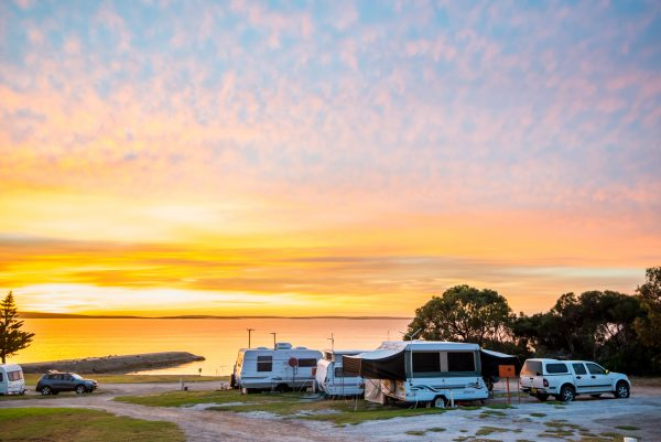 Camping Eyre Peninsula Port Lincoln