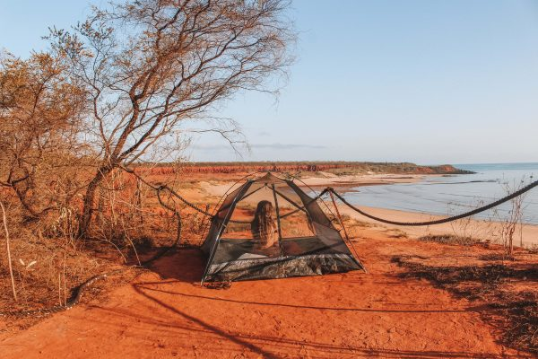 7 beaut places to camp on the Dampier Peninsula