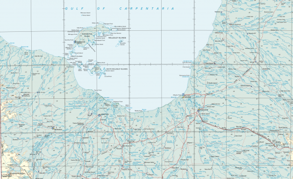 free cape york map downloads
