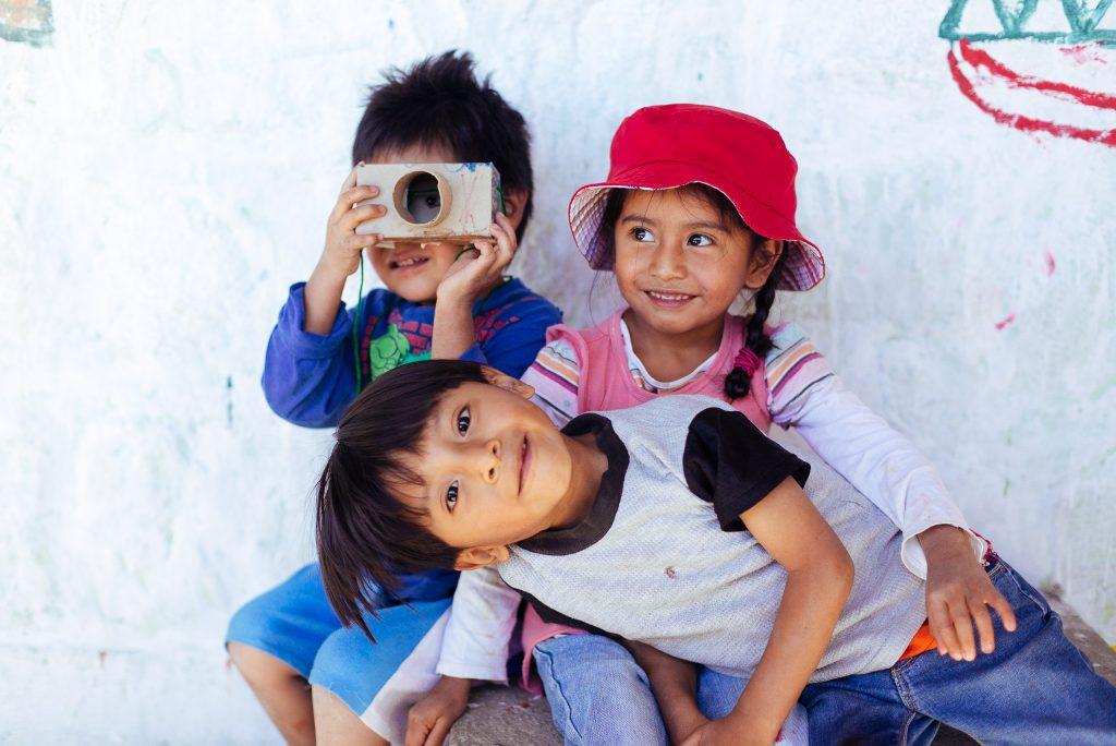 kids, children Guatemala