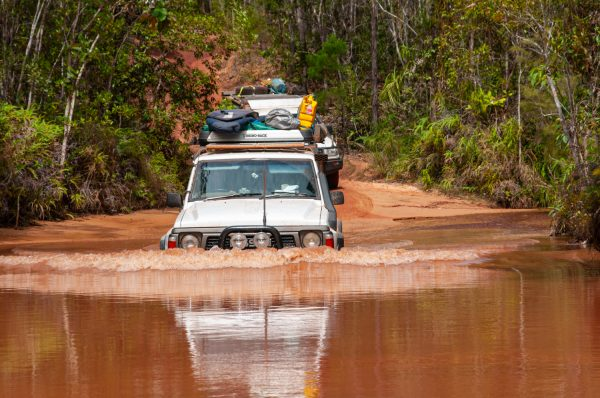 Tele Track Cape York