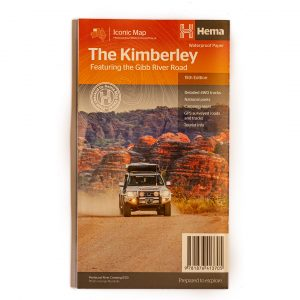 The Kimberley Map by Hema